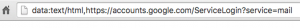 Data Uri google